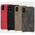 Leathercase For iPhone X